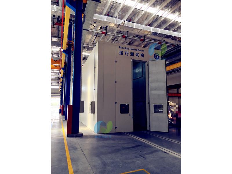 电梯检测房